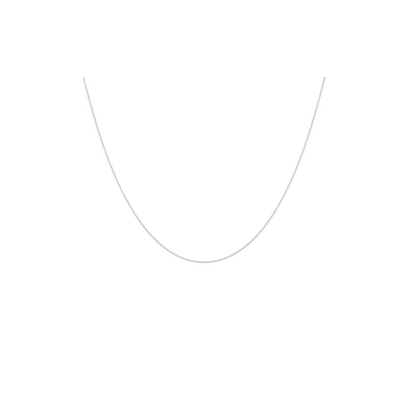 Galaxy Jewellery Real Genuine 925 Sterling Silver 1.2mm Strong Heavy Duty Popcorn Necklace Chain 20″ 50cm