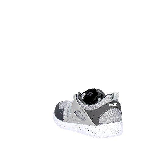 Bass3d 42109 Sneakers Boy Grau