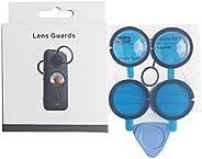 Yushu Per ONE X2 Lens Guardie Cap Copertura Del Corpo Accessori Per Insta 360 One X 2 Lens Guardie per UN Acti