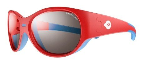 Julbo Puzzle Sonnenbrille Baby Kinder one Size rot/blau