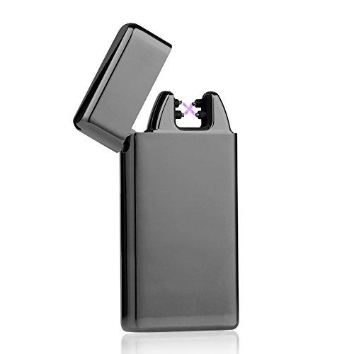 Kivors&reg elektronisches Feuerzeug tragbar USB aufladbar lichtbogen tragbar