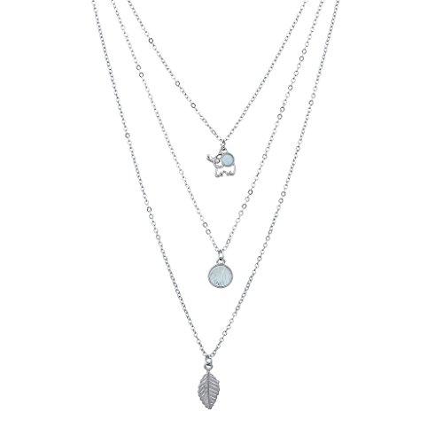 lux-accesorios-boho-triple-capa-elefante-opalstone-leaf-charm-colgante-collar