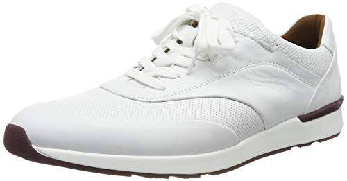 LLOYD Herren Arturo Sneaker, Weiß (White 1), 44.5 EU