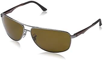 ray ban sonnenbrille rb 3506 bekleidung. Black Bedroom Furniture Sets. Home Design Ideas