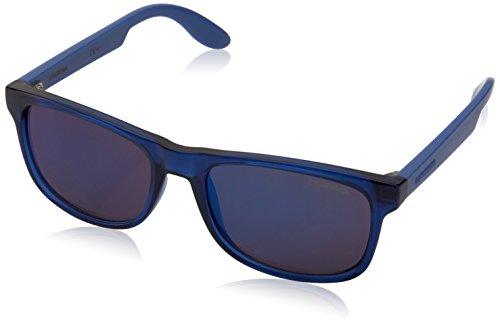 Carrera Junior Unisex-Kinder Carrerino 17 Xt Sonnenbrille, Blau (Bluette/Blue Sky Grey Speckled), 49