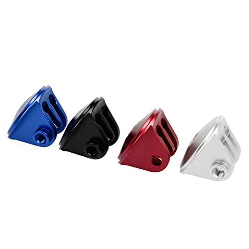 fish Aluminium-Legierung Fahrrad Headset Top Cap-Adapter-Einfassung Ersatz für GoPro Hero3 + / 3/2/1 Zubehör -