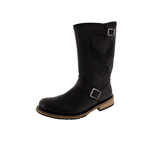 Harley Davidson Men - Boots CLINT - black, Schuhgröße:EUR 44