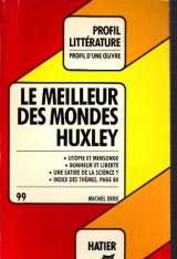 LE MEILLEUR DES MONDES, ALDOUS HUXLEY