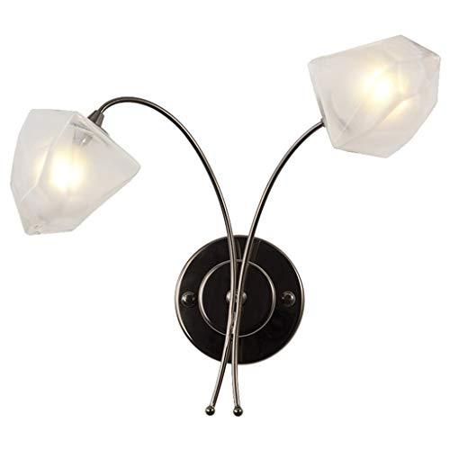 BEI-YI Applique postmoderne Chambre à Coucher Lampe de Chevet Designer Personnalité Salon Allée Applique Lampe créative LED [Classe énergétique A + +]