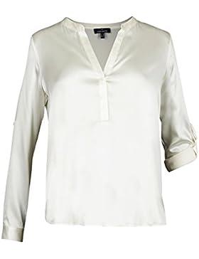 Phagun étnico algodón de la tapa Mujeres sólido patrón Anarkali Kurti diseñador vestido de la túnica