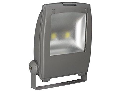 PROJECTEUR LED PROFESSIONNEL POUR L'EXTÉRIEUR - 100W EPISTAR CHIP - 6500K - PEREL - LEDA312