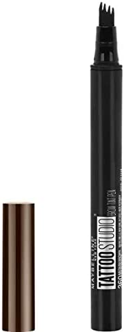 Maybelline New York Tattoo Brow Pen - Dark Brown