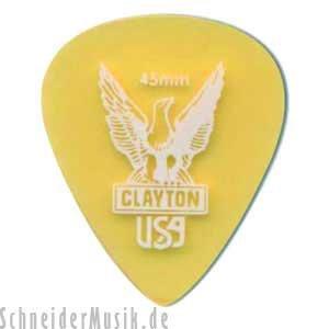 clayton-ultem-gold-standard-puas-12-pack-045-mm-transparent-gold