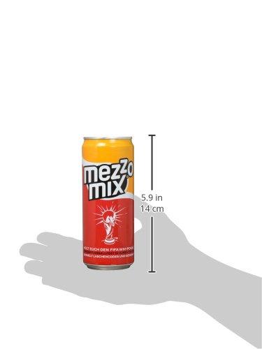 Mezzo Mix Orange, 24er Pack (24 x 330 ml) - 8