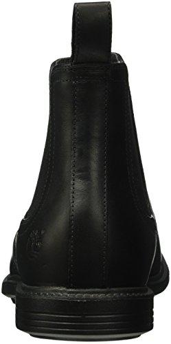 Timberland Herren Arden Heights_arden Heights Chelsea Boots Schwarz (Black Galloper FG)