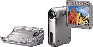 Sony DCR-PC55E Handycam MiniDV Camcorder [0.8MP, 10x Optical, 3