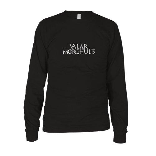 GoT: Valar Morghulis - Herren Langarm T-Shirt, Größe: S, Farbe: (Kostüme Khaleesi)
