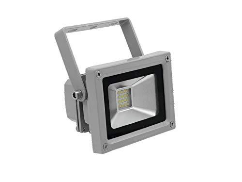 Faros delanteros LED 230V/12W/20LEDs/IP54/fría-6400K/120°/Solar/Outdoor-Foco LED para Hofmeister iluminación y Garaje iluminación-showking