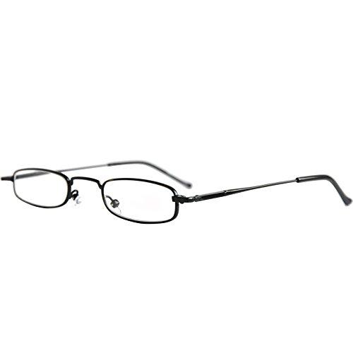 MINI BRILLE Mini Occhiali da Lettura in Metallo Leggeri da Donna YE6F7