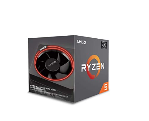 AMD Ryzen 5 2600X MAX - Procesador (AMD Ryzen 5, 3,6 GHz, Zócalo AM4, PC, 12 NM, 2600X)