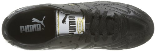 Puma King Top Ifg, Chaussures de football homme Noir (Black-white-team Gold 01)