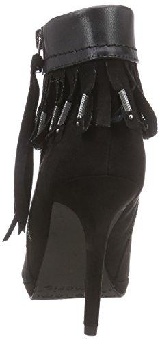Tamaris 25339, Bottes femme Noir - Schwarz (BLACK/BLACK 055)