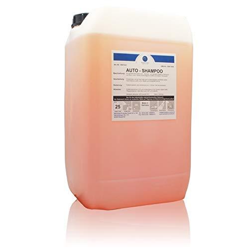 MW Auto Shampoo Konzentrat Reiniger Autowäsche waschen Pflege Glanz 25L