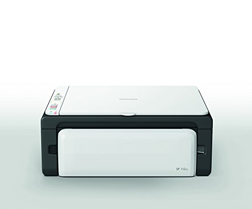 Cheap Ricoh SP 112SU A4 Mono Laser Multi-Function Printer Discount