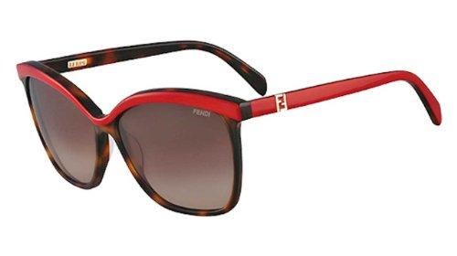 FENDI Damen Sonnenbrille & GRATIS Fall FS 5287 216