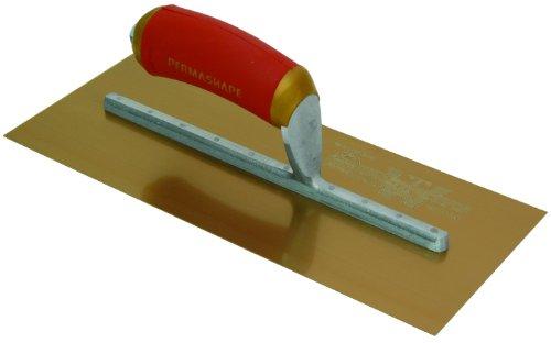 Marshalltown MPB1GSD Gold Edelstahl Gipser Kelle 11x 4.1/2in