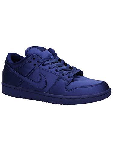 Nike Unisex-Erwachsene Sb Dunk Low TRD NBA Skateboardschuhe, Mehrfarbig Deep Royal Blue 446, 45 EU -