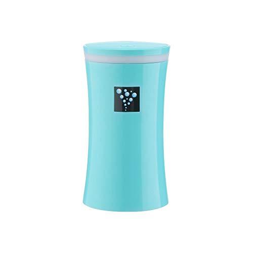 Humidificadores para habitaciones LHWY Humidificador USB cálida noche de luz de la casa del coche purificador de aire de alta capacidad