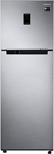 Samsung 345 L 3 Star Frost-free Double Door Refrigerator (RT37M5538S9/TL,...