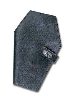 Sarg-Portemonnaie - Leder (Sarg Geldbörse)
