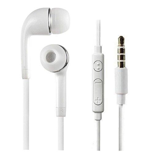 Stereo Headset Kopfhörer Ohrhörer w/Mikrofon (Usb Kopfhörer Workout-w)