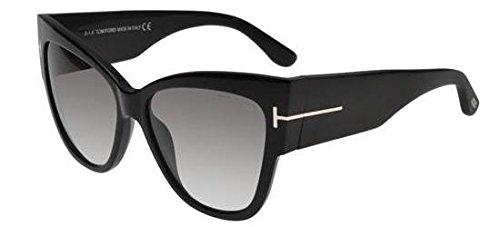 Tom ford occhiali da sole 371 (57 mm) nero