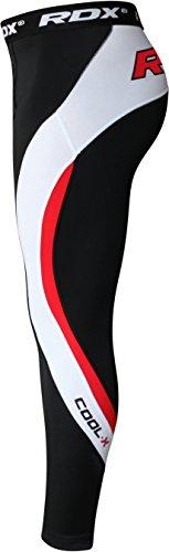 Zoom IMG-2 rdx boxe compressione pantaloni sudore