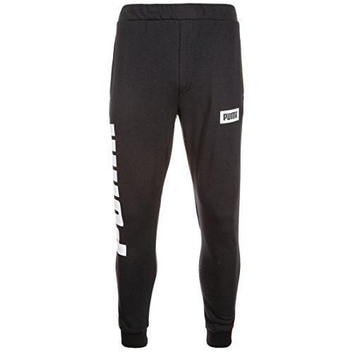 Puma Rebel Sweat Pants Tr Hose Cotton Black