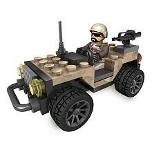 True Heroes Exclusive Mega Bloks Set Rescue Rover by Mega Brands