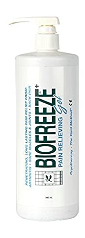 32 Ounce BioFreeze Gel With Ilex Pump Bottle by Alpha