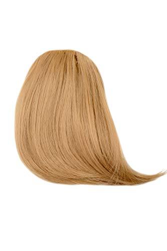 WIG ME UP - Clip-in Pony geschwungen gescheitelt hitzebeständig Extension Haarverlängerung...
