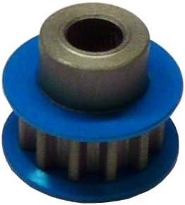 centre d'aluminium poulie 12T ( usage gnral) Bleu SGE-312 (Japon import / Le paquet et le Femmeuel sont crites en japonais) | Qualité Et Quantité Assurée