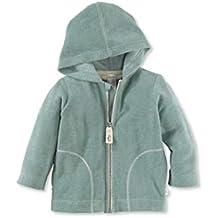 4e88cdb2e56f52 hessnatur Baby Mädchen und Jungen Unisex Frottee Jacke aus Reiner  Bio-Baumwolle