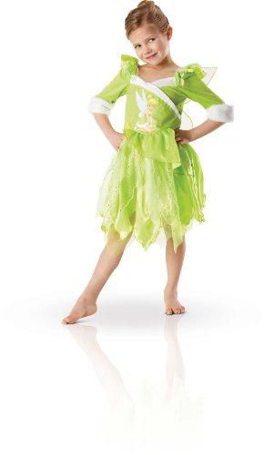 Disney - Disfraz de hada para niña, talla L (7-8 años) (154571L)