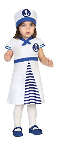 Imagen de atosa 28937–marinero, baby disfraz, 12–24meses
