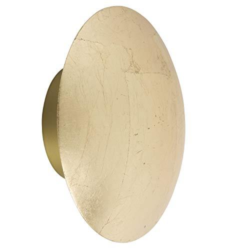 Antike Kupfer-drei-licht (Wandleuchte