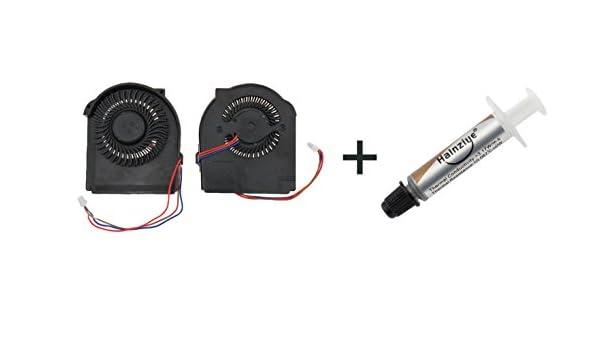 ARGENTO PASTA TERMICA B114 Lenovo T400 T410 T410I CPU Ventola di raffreddamento