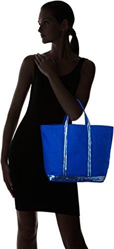Vanessa Bruno - Cabas Moyen+, Cabas Donna Blu (Bleu Electrique)