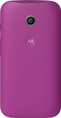 Motorola Shell Cover für Moto E Smartphone violett Motorola Q Smartphone