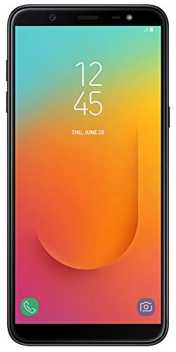(CERTIFIED REFURBISHED) Samsung Galaxy J8 (Black, 64GB) with Offers